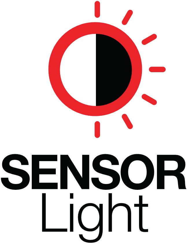 Denna lampa har en inbyggd ljussensor som reagerar vid ljusa eller mörka förhålladen